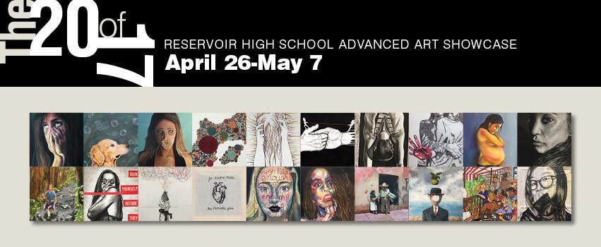 Reservoir High School Art Showcase
