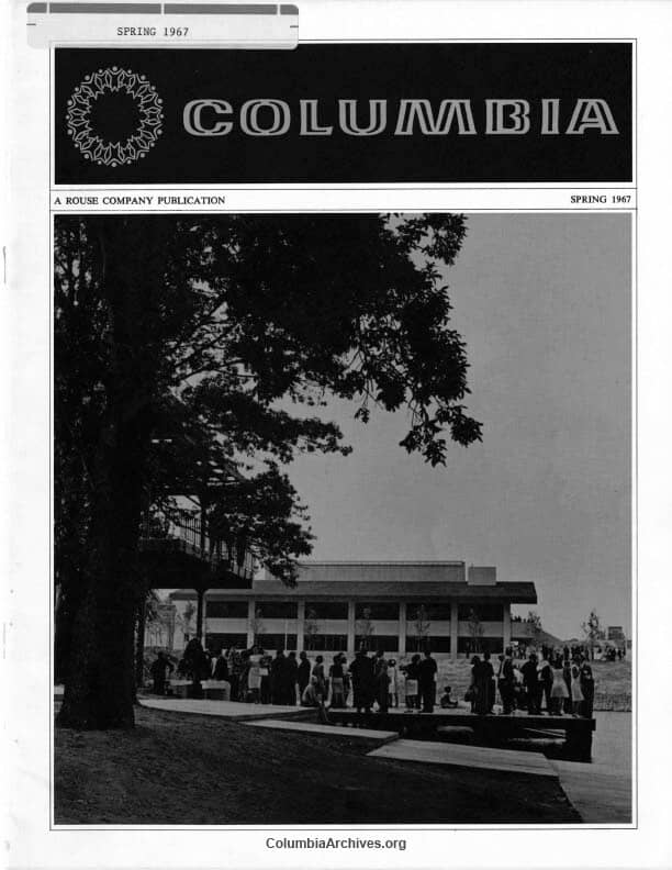 columbia spring publication