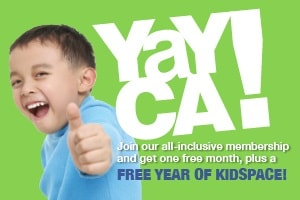 Kidspace Offer