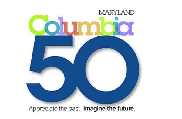 Columbia 50th logo