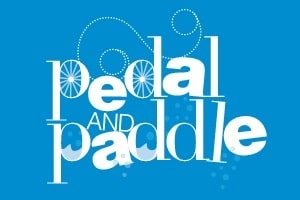 Pedal and Paddle Banner Image
