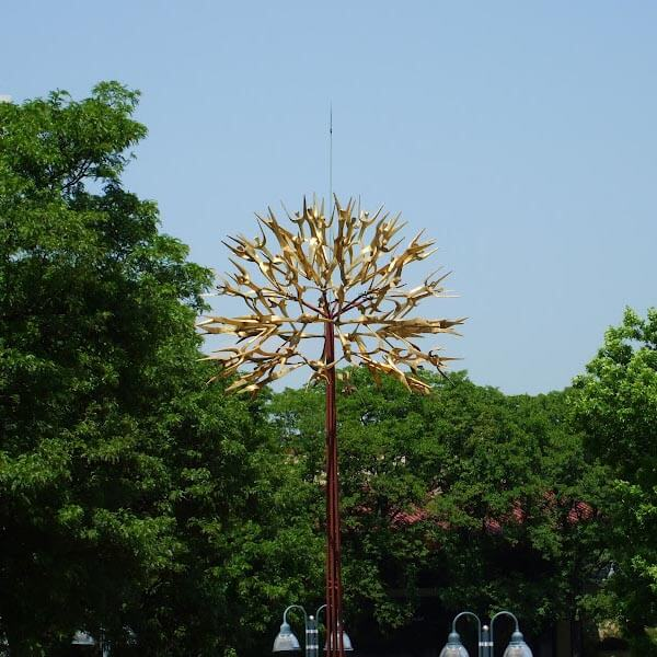 image of people tree