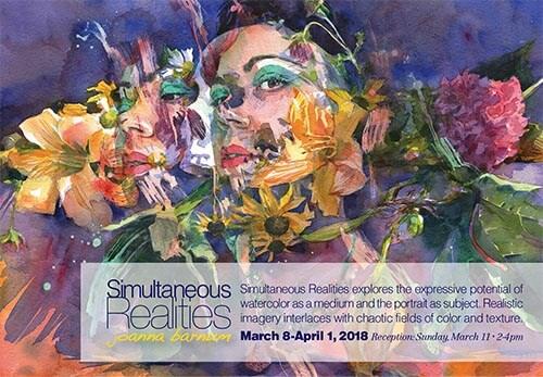 exhibit postcard