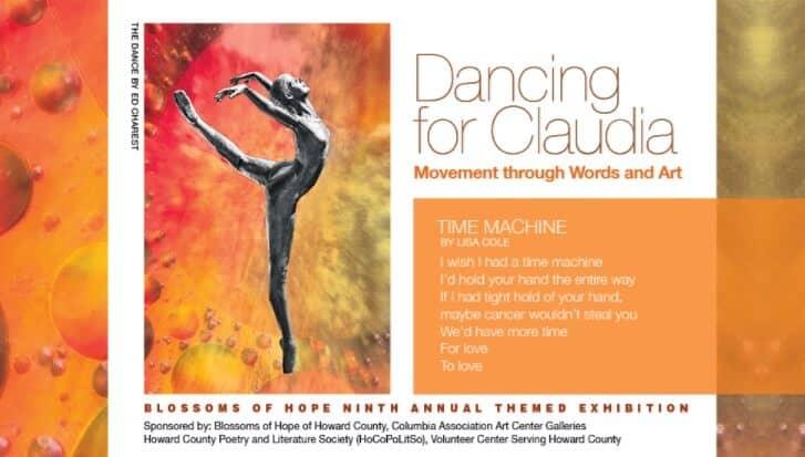 Dancing for Claudia