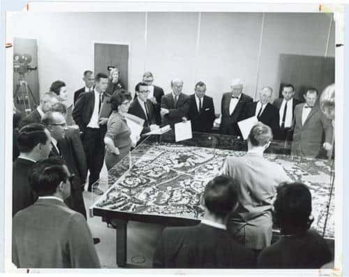 Presenting the Columbia Plan November 11, 1964