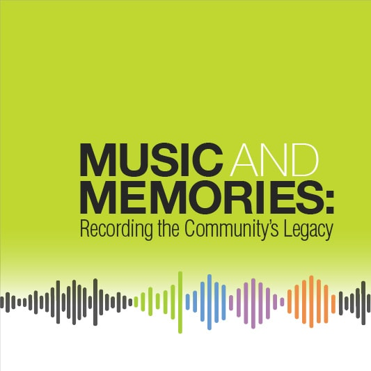 music and memories web block promotion