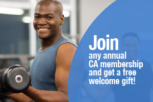 New membership offer advertisement