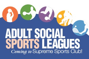 Register for Social Sports League