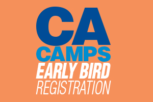 Camps Early Bird Registration