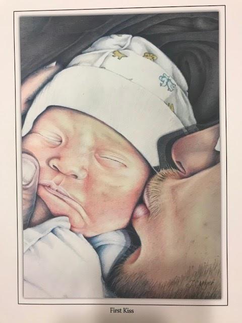 Joyce Mayer First Kiss