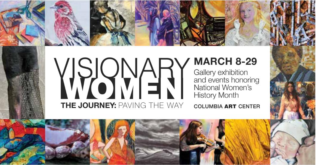 Visionary Women Header Banner
