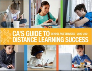 Distance Learning Guide cover