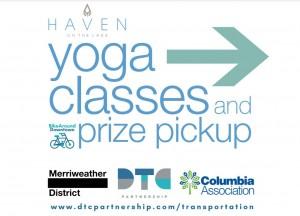 Yoga classes for BikeAround