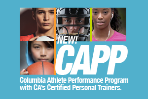 Columbia Athlete Performance Program