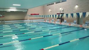 Supreme Sports Club pool