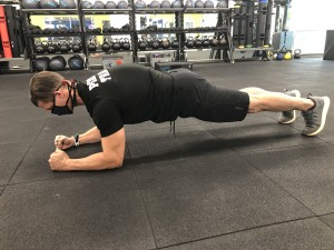 Andy Guerin, CA personal trainer