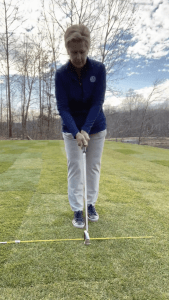 Joan Lovelace, CA golf pro