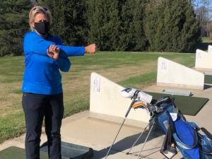 Joan Lovelace, CA Golf