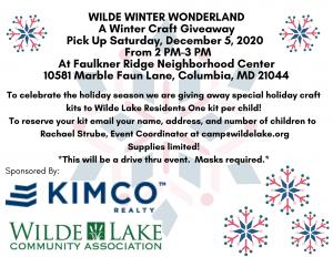 Wilde Winter Wonderland