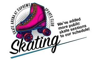 skate arena hours of operation