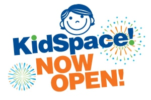 kidspace is now open