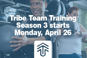 tribe team training season 3
